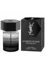 YVES SAINT LAURENT LA NUIT DE L'HOMME FOR MEN EDT